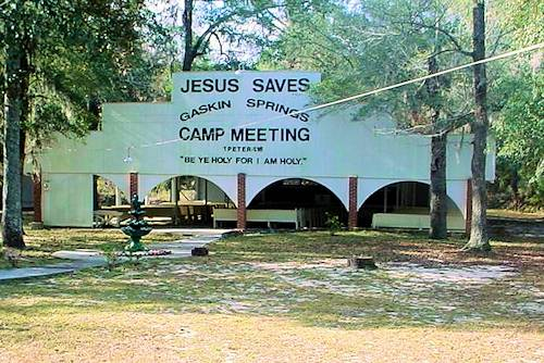 gaskin springs camp meeting tabernacle